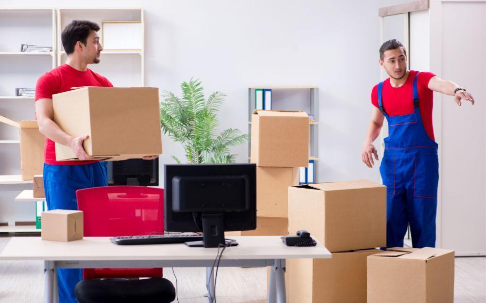 Планирование офисный переезд