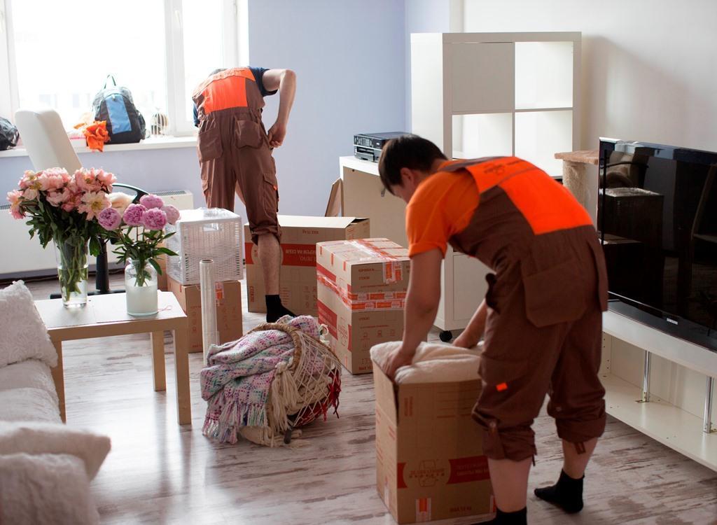 Комплексные услуги квартирного переезда